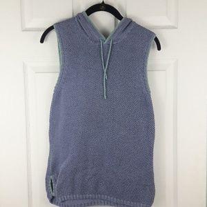 Tommy Bahama Lavendar Cotton Knit Sleeveless Top